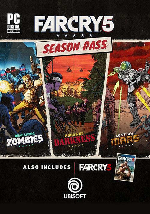 Far Cry 5 Season Pass PC