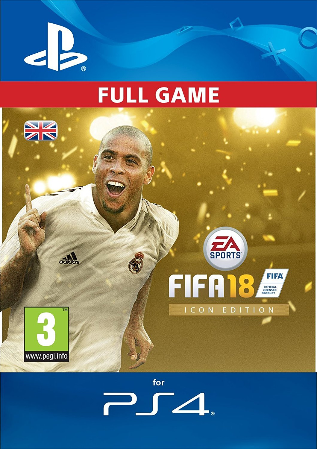 Fifa 18: Icon Edition Ps4 Uk