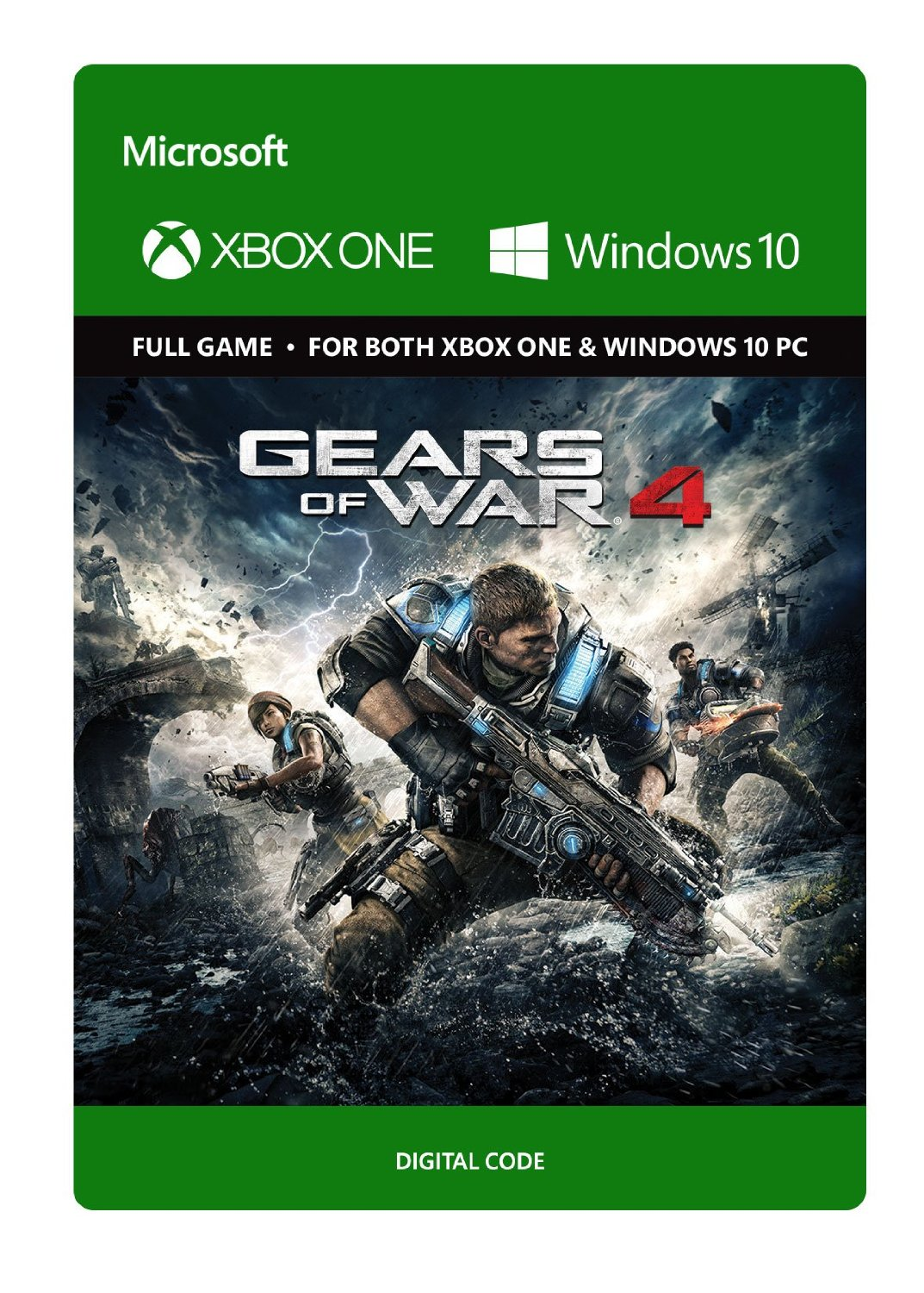 Gears Of War 4 Xbox One