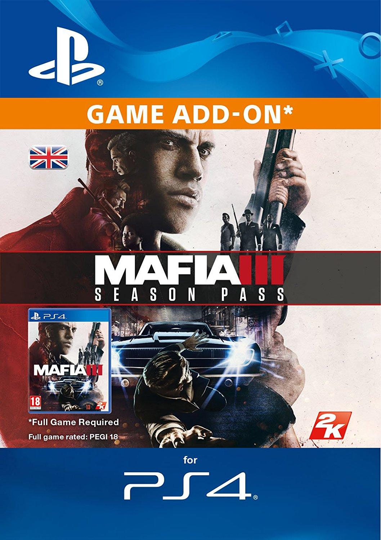 Mafia 3 Season Pass Ps4
