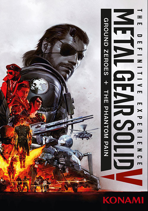 Metal Gear Solid 5 Definitive Experience