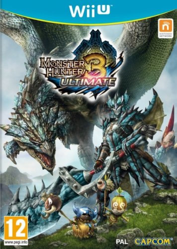 Monster Hunter 3 Ultimate Nintendo Wii U - Game Code