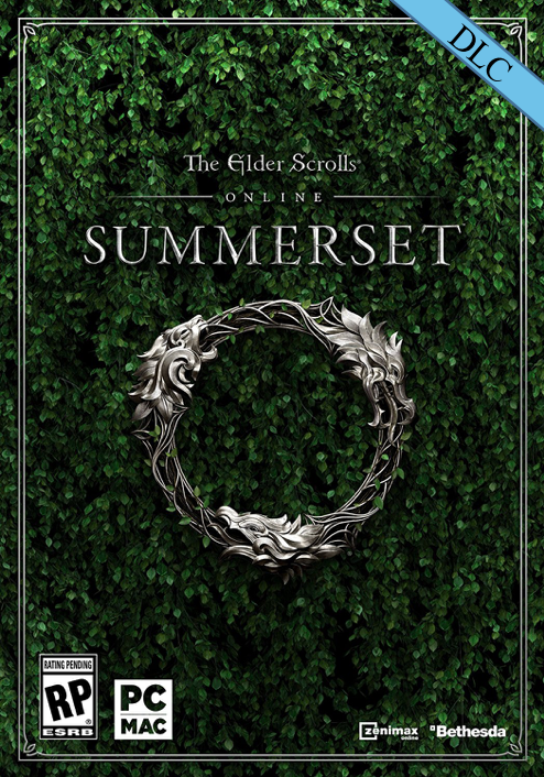 The Elder Scrolls Online Summerset Upgrade PC + DLC