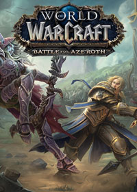 World Of Warcraft Battle For Azeroth Dlc