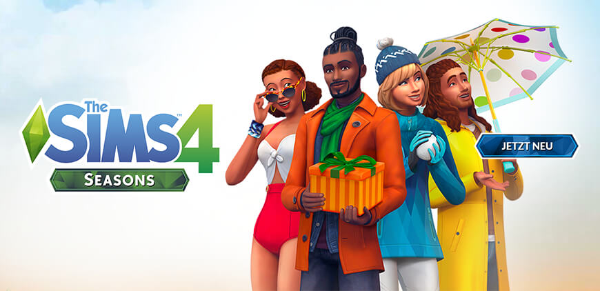 The Sims 4 Seasons Expansion Pack PC