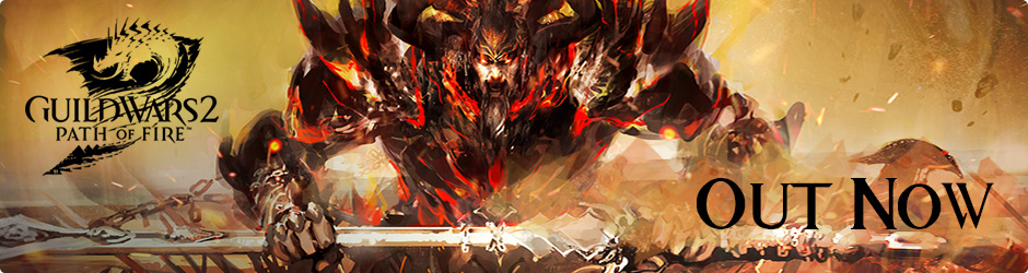 Guild Wars 2: Path of Fire PC