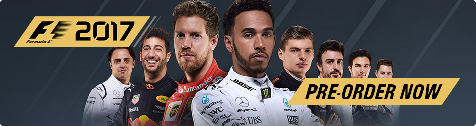 F1 2017 Special Edition PC Pre Order Now