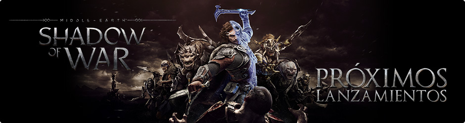 Middle-earth: Shadow of War PC + DLC