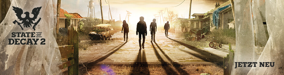 State of Decay 2 Xbox Once PC
