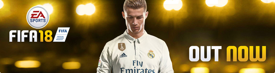 FIFA 18 PC Out Now