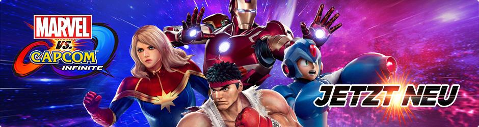 Marvel vs. Capcom Infinite PC
