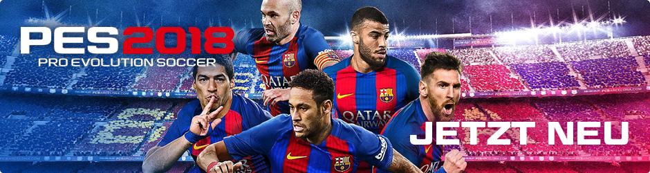 Pro Evolution Soccer 2018 - Premium Edition PC