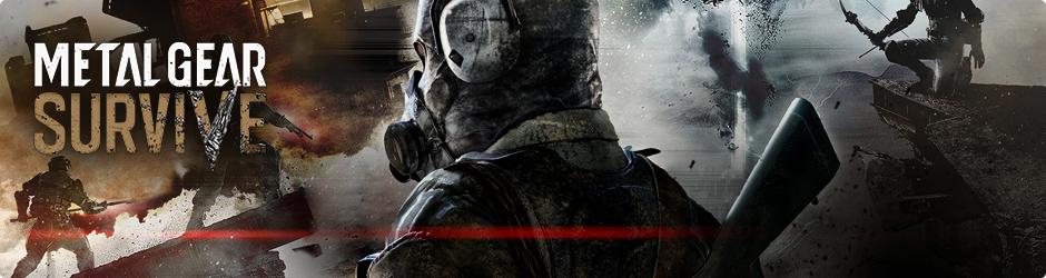 Metal Gear Survive PC