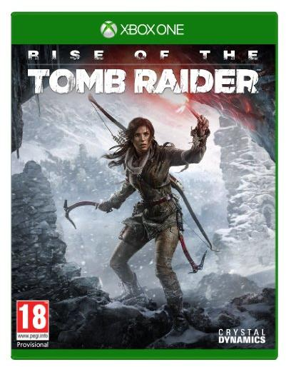 Rise of the Tomb Raider Xbox One - Digital Code