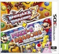 Puzzle and Dragons Z + Puzzle and Dragons Super Mario Bros. Edition Nintendo 3DS/2DS