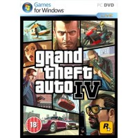 Grand Theft Auto IV 4 (PC)