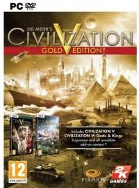 Civilization V 5 Gold Edition (PC)