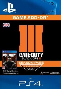 Call of Duty Black Ops 3 Season Pass PS4 PSN Code