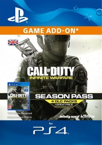Call of Duty Infinite Warfare - Season Pass PS4