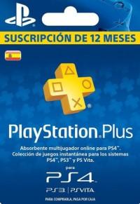 PlayStation Plus - 12 Month Subscription (Spain)