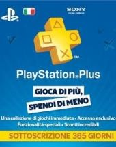 PlayStation Plus - 12 Month Subscription (Italy)