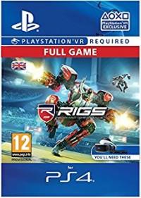 RIGS Mechanized Combat League VR PS4