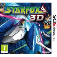 Star Fox 64 3D 3DS - Game Code