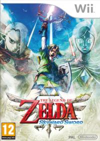The Legend of Zelda: Skyward Sword Wii U - Game Code