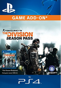 Tom Clancy's The Division Season Pass (EU) PS4