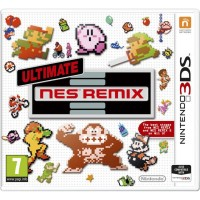 Ultimate NES Remix 3DS - Game Code