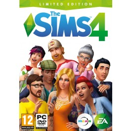 Sims 4 sale at CDKeys.com Sims4-cover