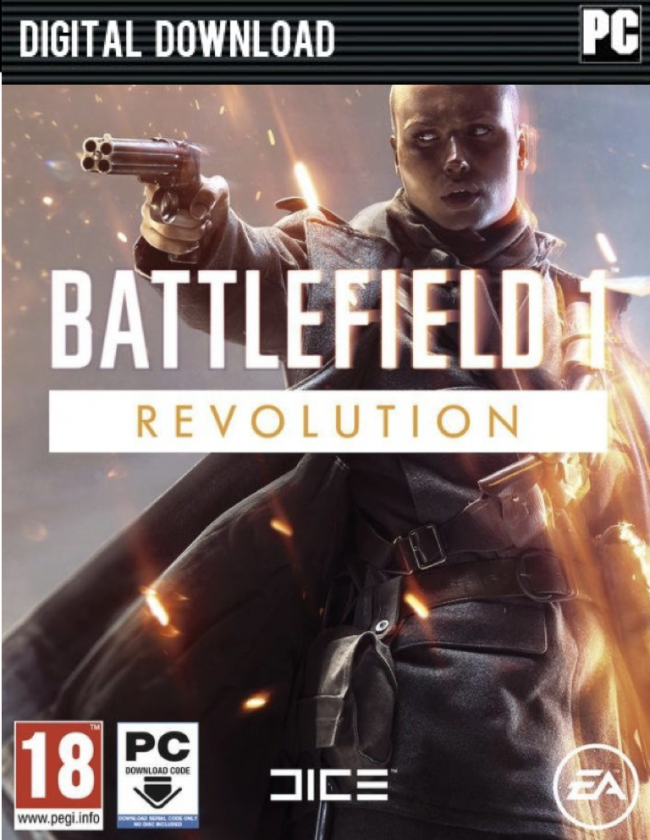 Battlefield 1- Revolution Edition PC