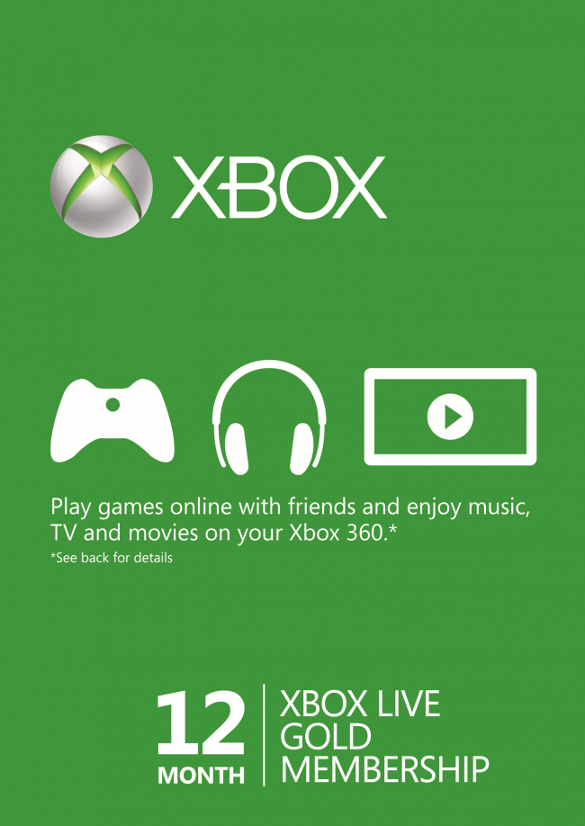 Xbox Live Memberships / Subscriptions