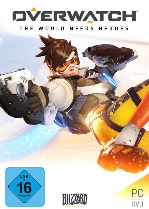 Overwatch - Standard Edition PC