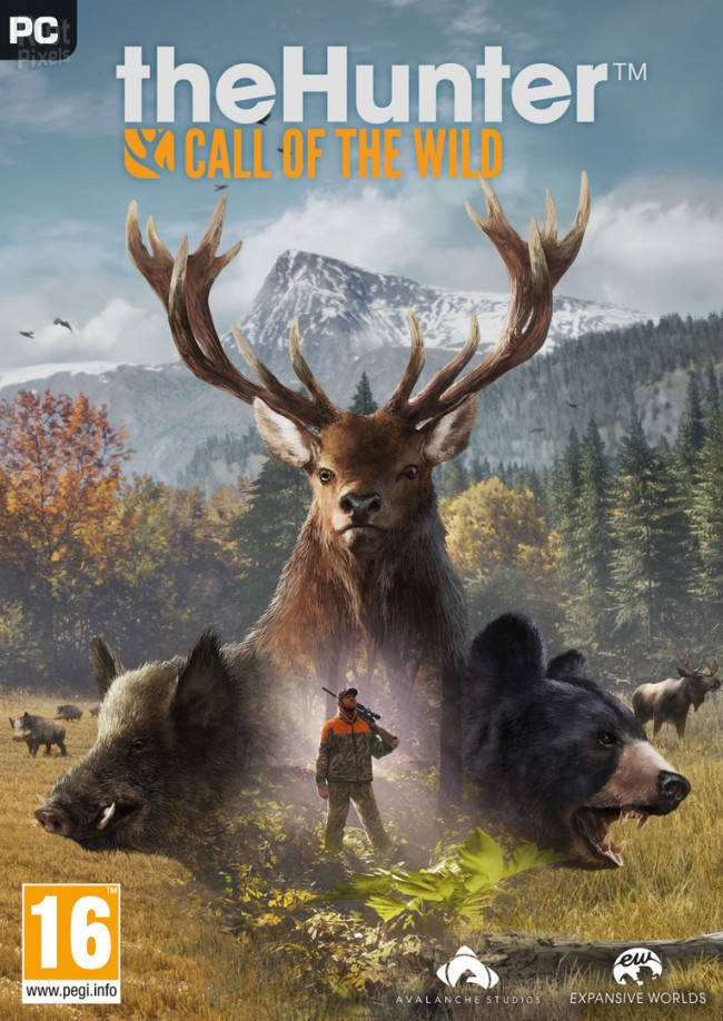 theHunter: Call of the Wild (2017 / PC/ RUS / ENG / RePack)
