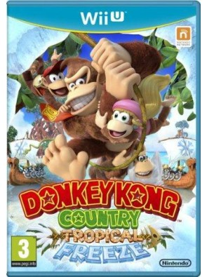 Donkey Kong Country: Tropical Freeze Nintendo Wii U