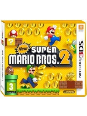 New Super Mario Bros: 2 3DS