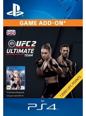 UFC 2 - 12000 Points PS4