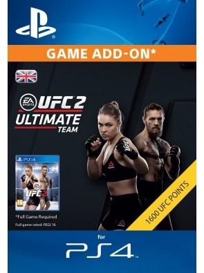 UFC 2 - 1600 Points PS4