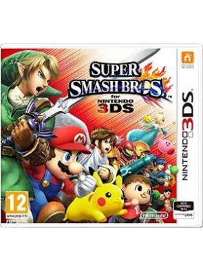Super Smash Bros. for 3DS 3DS