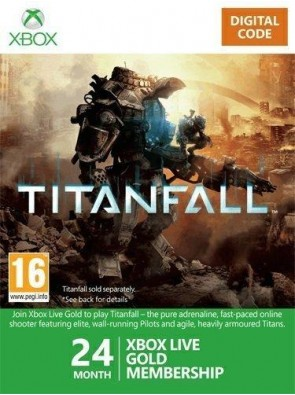 Titanfall Xbox Live 24 Month Gold Membership