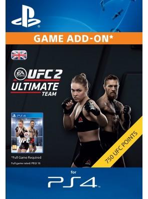 UFC 2 - 750 Points PS4