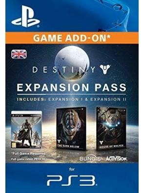 Destiny Expansion Pass PS3 PC