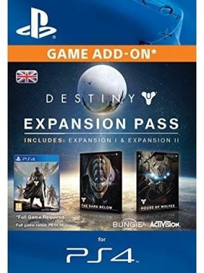 Destiny Expansion Pass PS4 PC