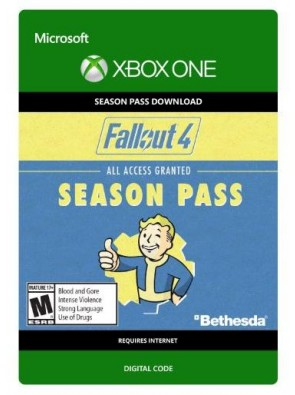 Fallout 4 - Season Pass - Xbox One Download Code