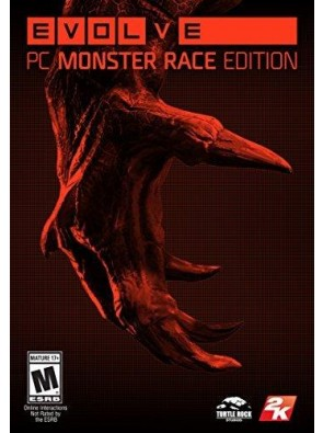 Evolve PC Monster Race Pre-load PC