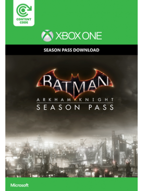Batman Arkham Knight Season Pass Xbox One