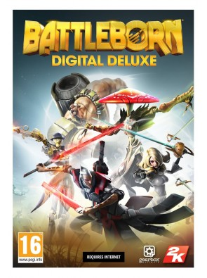 Battleborn Deluxe Edition PC