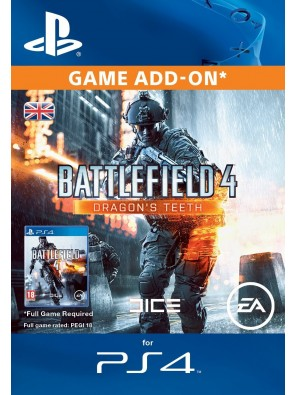 Battlefield 4 Dragons Teeth DLC PS4