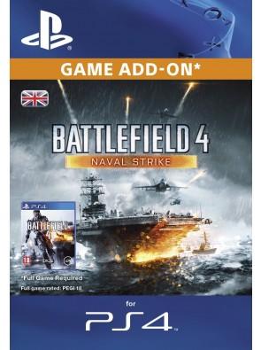 Battlefield 4 Naval Strike DLC PS4
